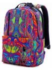 Рюкзак для подростков SkyName 77-01 мультиколор 26х15х41