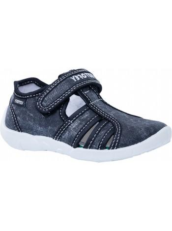Текстильная обувь Котофей 421025-14 черный (26-31)