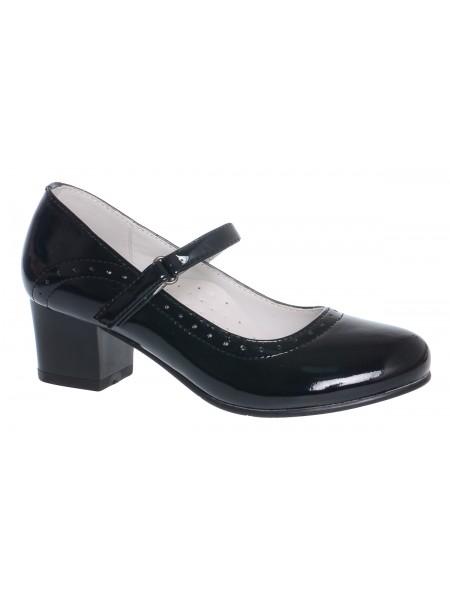 Туфли Болеро D13373B черный (31-37)