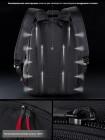 Рюкзак для подростков SkyName 80-45 черный 30х16х42