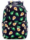 Рюкзак для подростков SkyName 77-07 мультиколор 26х15х41