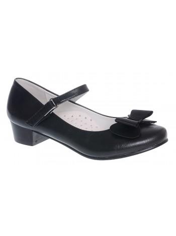 Туфли Болеро D13347 черный (31-37)