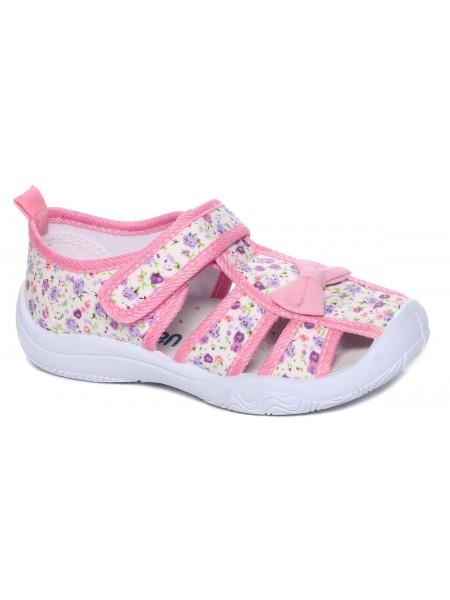 Текстильная обувь MURSU 101228 розовый (27-32)