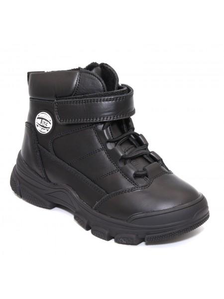 Ботинки Капитошка F13709 черный (26-31)