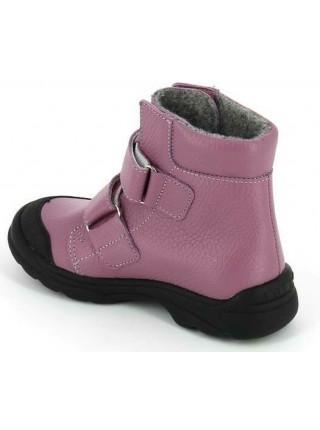 Ботинки Тотта 3381-БП сирень (23-25)