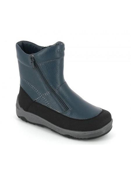 Ботинки зимние ТОТТА 3055-ТП джинс (27-31)