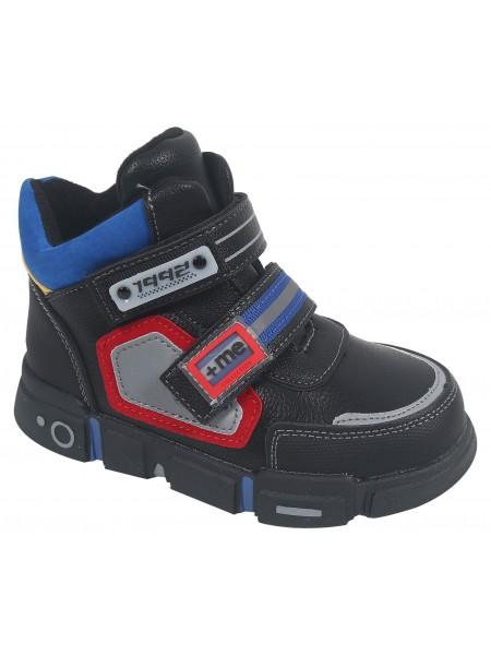 Ботинки Tom&Miki B-9198-A черный (27-32)