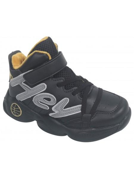 Ботинки Tom&Miki B-9675-A черный (28-35)