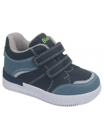 Ботинки BiKi A-B00950-K синий (21-26)