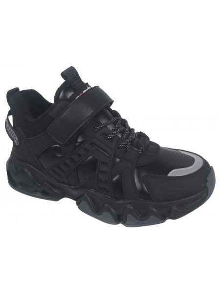 Ботинки зимние Tom&Miki B-9601-A черный (36-41)