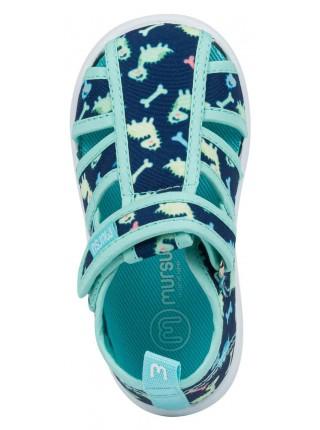 Текстильная обувь MURSU S21SDT800B разноцветный (22-27)
