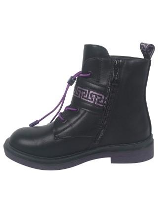 Ботинки Tom&Miki B-9564-B черный (32-37)