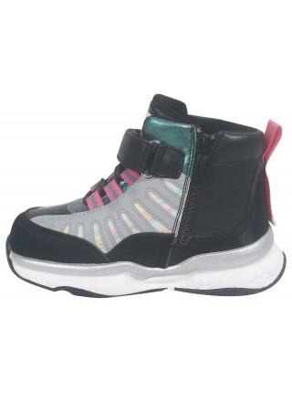 Ботинки зимние Tom&Miki B-9671-A черный (27-32)