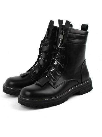 Ботинки Antilopa AL 3195 черный (33-38)