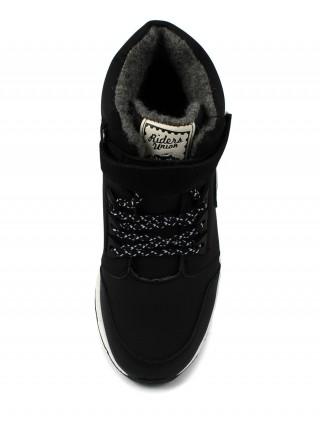 Ботинки Antilopa AL 3550 черный (31-36)