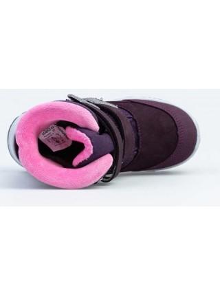 Ботинки зимние Котофей 454062-42 фиолетовый (27-31)