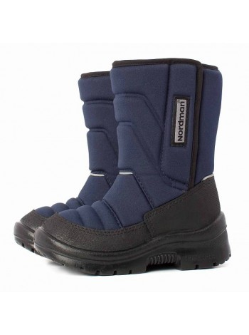 Сапоги зимние Nordman Lumi 4-003-B04 синий (36-37)