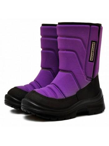 Сапоги зимние Nordman Lumi 3-003-R11 фиолетовый (32-35)
