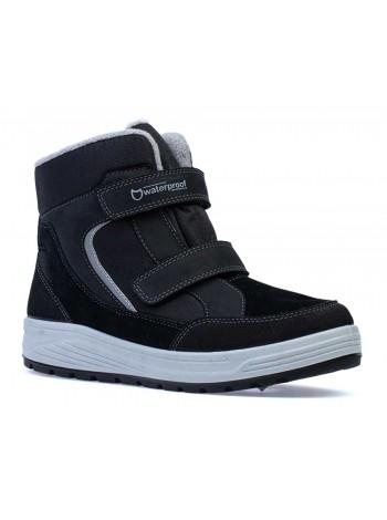 Ботинки зимние Котофей 754049-41 черный (36-40)