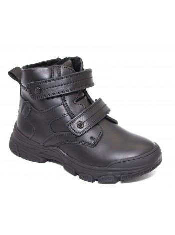 Ботинки Капитошка F13710 черный (32-37)