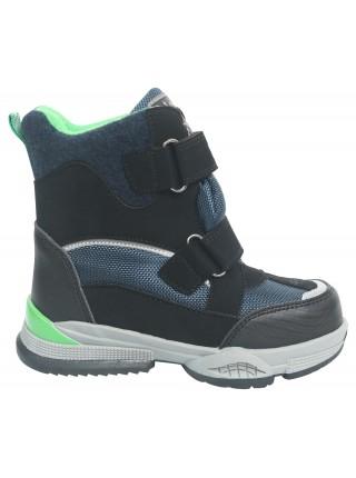 Ботинки зимние Tom&Miki B-7830-C синий (27-32)