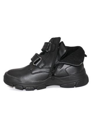 Ботинки Капитошка F13711 черный (26-31)