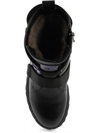 Ботинки зимние Antilopa AL 3170 черный (32-37)