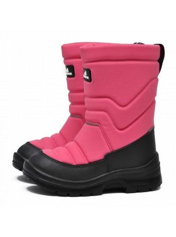 Сапоги зимние Nordman Lumi 2-047-R10 розовый (27-31)