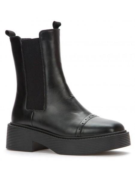 Ботинки KEDDO 818162/22-01 черный (36-41)