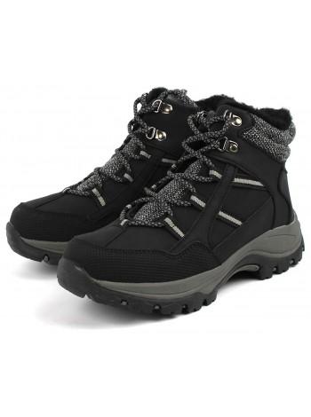 Ботинки зимние Antilopa AL 3566 черный (32-37)