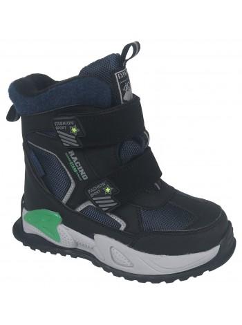 Ботинки зимние Tom&Miki B-9414-B синий (27-32)