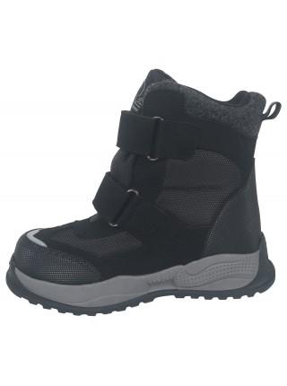 Ботинки зимние Tom&Miki B-9619-A черный (34-39)