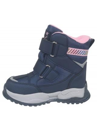 Ботинки зимние Tom&Miki B-9588-B синий (27-32)