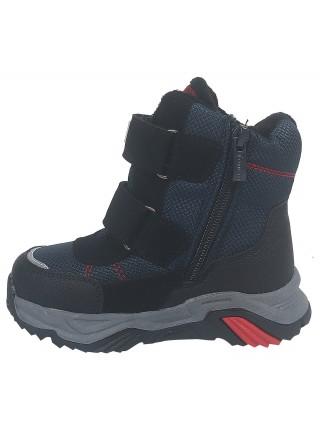 Ботинки зимние Tom&Miki B-9605-E синий (27-32)