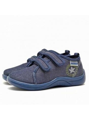 Текстильная обувь Nordman Stars 231079-02 синий (27-31)