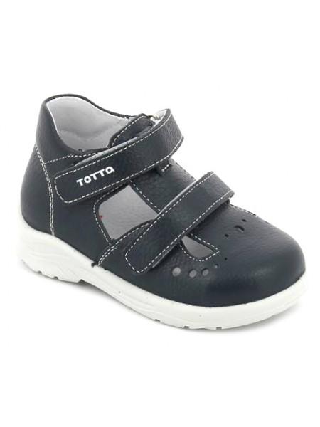 Туфли открытые ТОТТА 0228 синий (23-26)