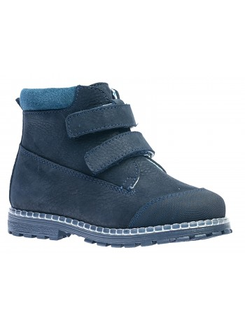 Ботинки Котофей 352268-21 синий (25-29)