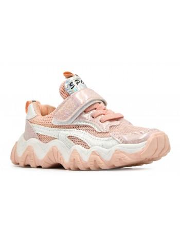 Кроссовки Орлёнок C2667-3 розовый (26-30)