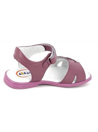 Туфли открытые ТОТТА 1161/1-КП фиолетовый (30-33)