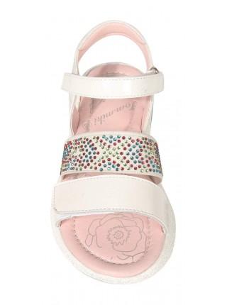 Туфли открытые Tom&Miki B-7262-A белый (27-32)