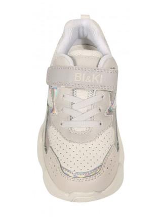 Кроссовки BiKi A-B006-07-I белый (32-37)