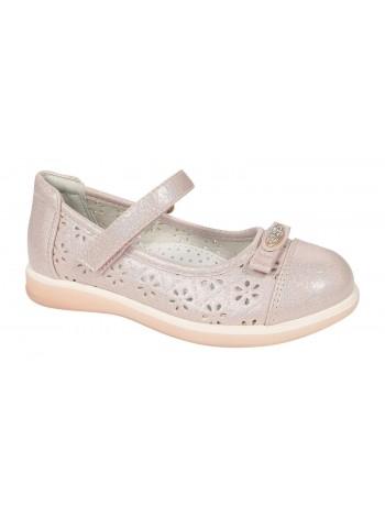 Туфли Tom&Miki B-7203-A розовый (27-32)