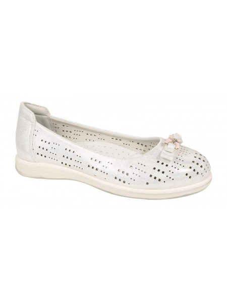 Туфли Tom&Miki B-7211-B серебро (33-38)