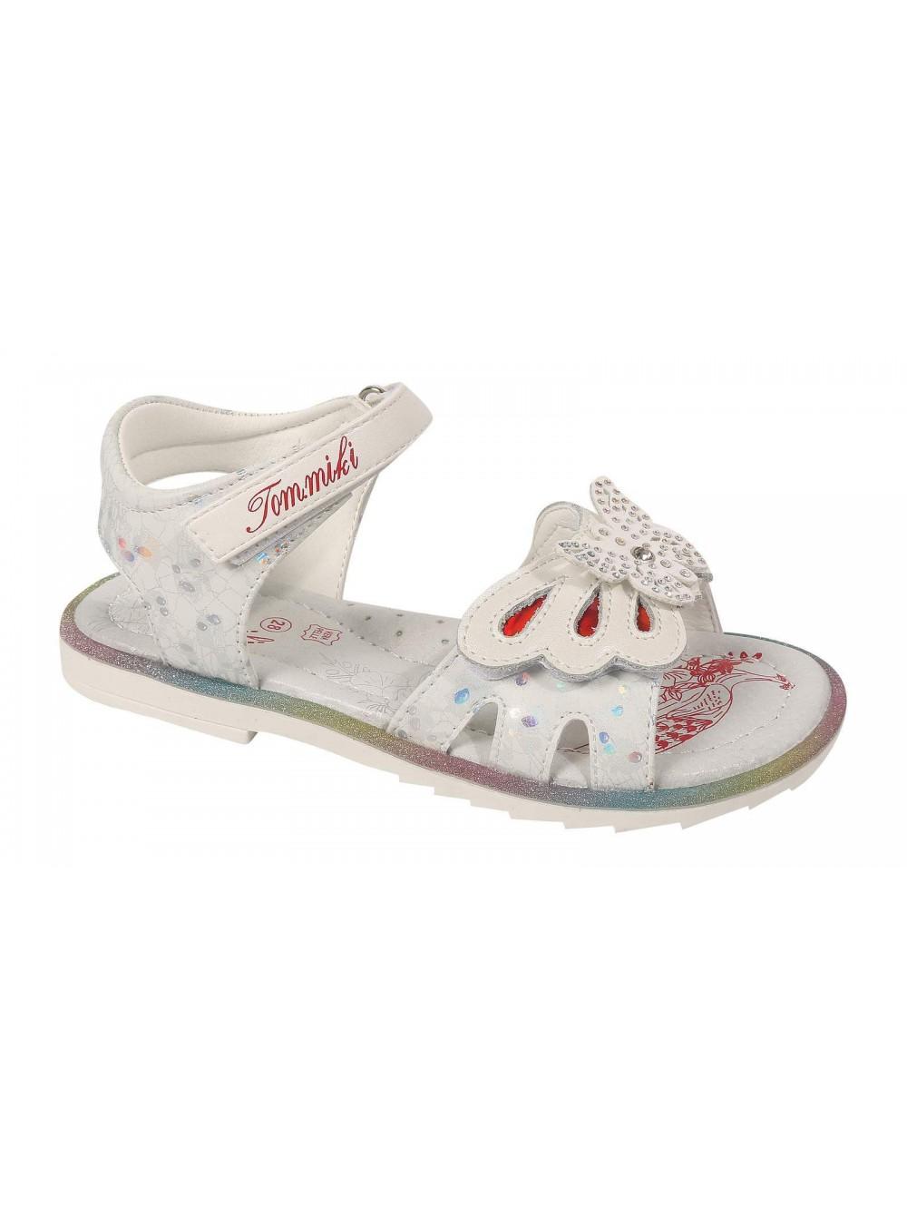 Туфли открытые Tom&Miki B-7234-A белый (25-30)