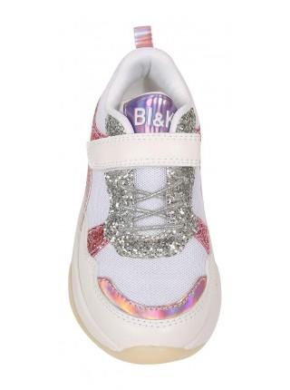 Кроссовки BiKi A-B006-31-D белый (28-35)