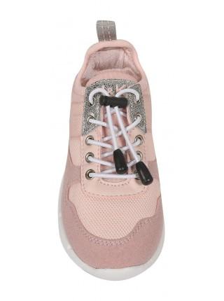 Кроссовки BiKi A-B006-24-F розовый (33-38)