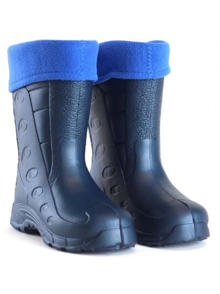 Резиновые сапоги Дюна 430 УФ т.синий (29-34)
