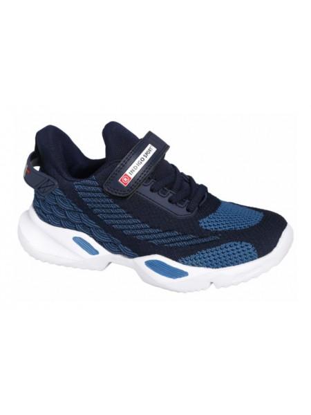 Кроссовки INDIGO 90-290A/10 синий (35-39)