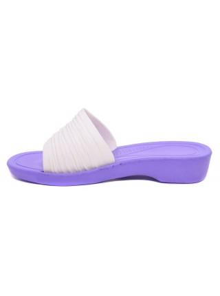 Пляжная обувь Дюна 821 фиолетовый/белый (35-40)