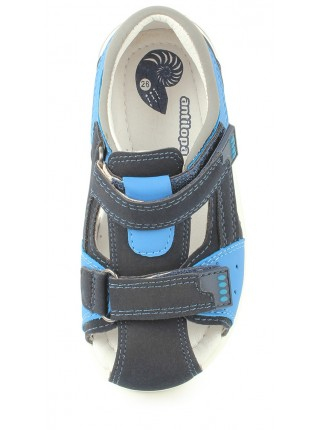 Сандалии Antilopa AL 2319 синий (26-31)